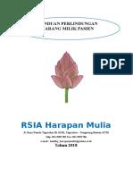 perlindungan hak pasien dan keluarga