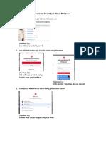 Tutorial Membuat Akun Pinterest