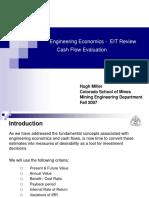 Lecture Cash Flow Evaluation1.ppt