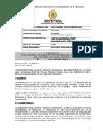 501-2013-1726 - Conflicto - Inhibicion de Fiscal Primigenia Causal de Familiar Trabajador de Imputada Final
