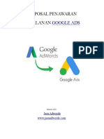 Proposal Jasa Adwords