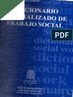 Diccionario Especializado de Trabajo Social