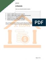 Macro 9 - Balance of Payment