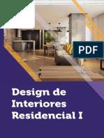 Design de Interiores Residencial I.pdf