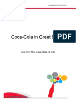 Marketing Assignment Coca-Cola Great Britain Repaired)
