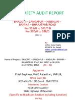Road Safey Audit SH 01