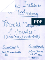 FINANCIAL MARKETS AND COMMERCIAL BANKING [RMBFM03]