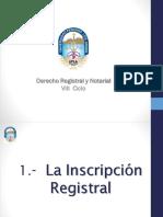 Presentación de César Herrera-La Inscripcion Registral (15)