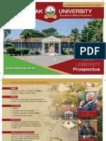 Kabarak University Prospectus 2018.pdf