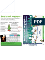 Programme Noel 2010