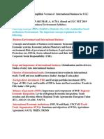 INTERNATIONAL BUSINESS ENVIRONMENT.docx