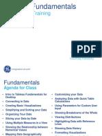 Tableau Fundamentals Training - 126p