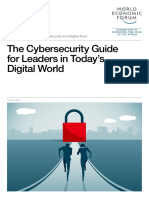 The Cybersecurity Guide for Leaders