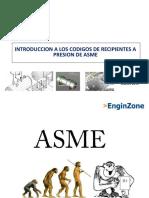 Introduccion a los Codigos ASME - 19 enero