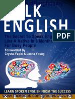The Secret to Speak English Like a Native (1)