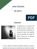 expocision de la depresion