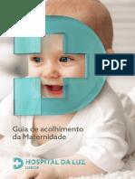 Bem Vindos Maternidade Hospital Da Luz Lisboa