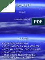 Audit Bank Electronic Data Processing (EDP)