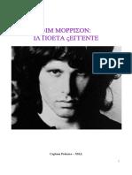 Jim Morrison. Il poeta veggente
