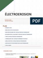 Electroerosion-ppt