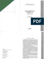 1.- Gramatica Griega (j. Berenguer