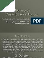 14 Recurso de Casación en el Fondo.ppt