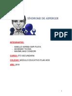 Monografia Asperger 1