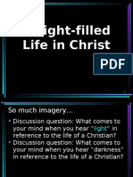 A Light-Filled Life in Christ