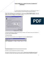 Administration sur Windows 2000 server