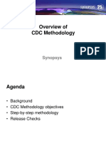 Cdc Methodology v3