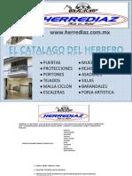 Catalago Herreria