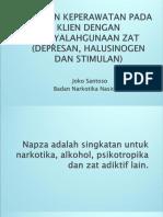 askep NAPZA