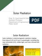 4. Solar Radiation
