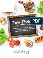 eBook Dieta Flexível