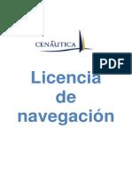 Apuntes Licencia de Navegación