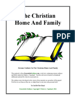 Sermon Outlines On The Christian Home And Family.pdf