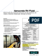 EMACO Nanoconcrete R4 Fluid