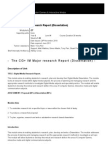 FD Y2 Research Report Dissertation