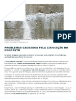Problemas causados pela lixiviação do concreto.pdf