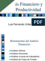 Analisis Financiero y de La Productividad