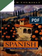 (Teach Yourself Books) Juan Kattán-Ibarra - Spanish_ a Complete Course for Beginners-Teach Yourself Books (1991)