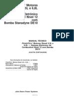Ctm 339 - Motor 6,8l-Stanadyne