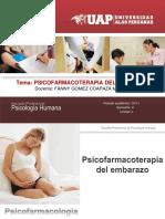 15 psicofarmacoterpia del embarazo