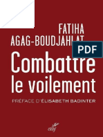 Combattre le voilement - Fatiha Agag-Boudjahlat - Islam