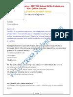 MGT101_Financial Accounting_MCQs