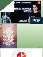 Biology handbook icse nervous system