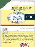 HumanRightsinIslamicperspective