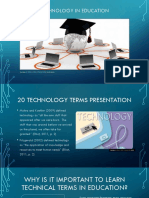 melissa young technology terms presentation