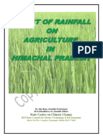 Impact of Rainfall on Agriculture in H.P.pdf