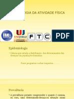 EPIDEMIOLOGIA da atividade fisisa.pptx